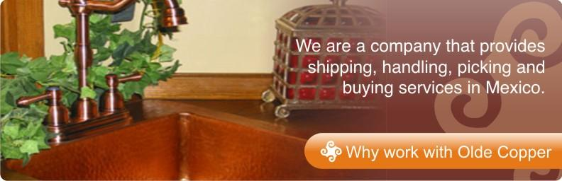 We Are A Company That Provides Shipping, Handling, Picking And Buying  Services In Mexico